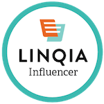 Linqia badge